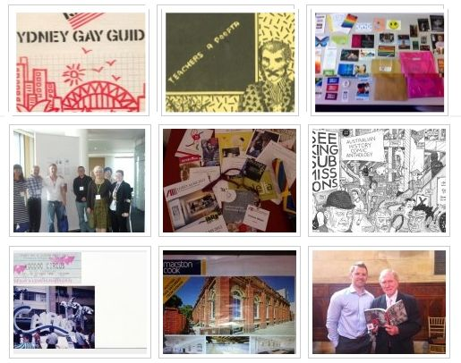 The Australian Lesbian and Gay Archives (ALGA) collects and preserves lesbian and gay material from across the country, and makes it readily accessible.