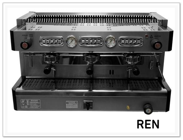 @Riley Plisek Maquinas de cafe expreso Modelo Ren #cafe #espresso