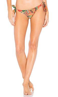New AGUADECOCO Leopard Bikini Bottom online. Perfect on the Line