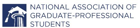 National Association of Graduate-Professional Students has news, listservs, job bank, thesis and dissertation-writing resources and information about various types of insurance.