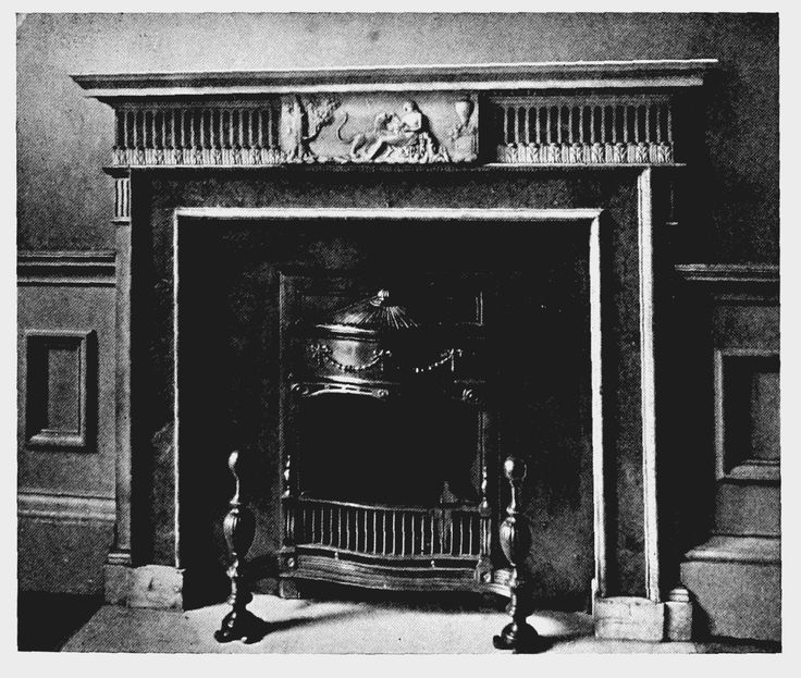 Plate 54: Dover House, marble mantelpieces | British History Online