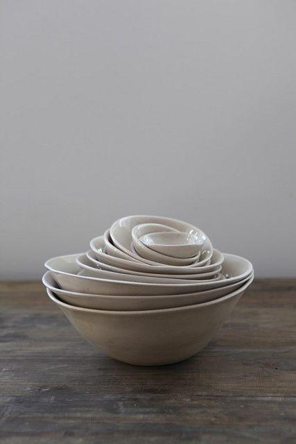 Wonki Ware pudding bowls and ramekins