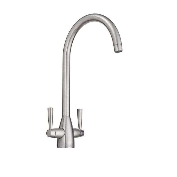 """The ever-evolving Franke tap range provides you with endless shape, line and contour possibilities and provides your kitchen with a focal point – and in some cases, a talking point""  Tap Height: 380mm Spout Reach: 230mm Spout Height: 265mm Minimum water pressure: 0.5 bar"