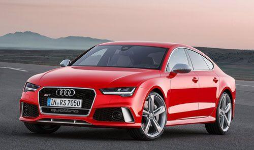 Audi RS 7 Sportback: Cruceros impresionantes   QuintaMarcha.com