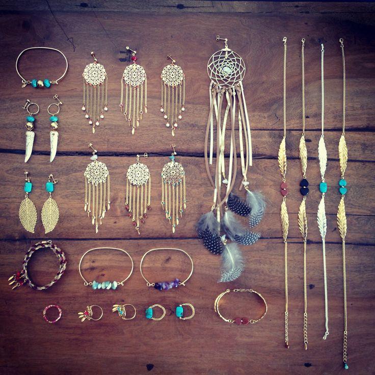 Dans l'atelier de bijoux Rubambelle