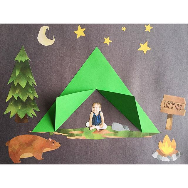 Camping Art Projects Jerusalem House