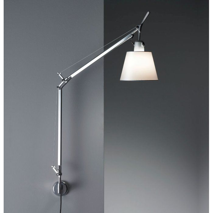 Tolomeo 1 Light Swing Arm Lamp Swing Arm Wall Lamps Wall Lights Wall Lamp