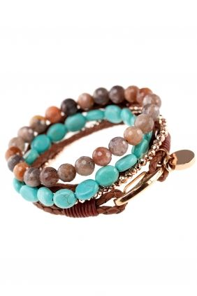 turquoise touch armband from www.newone-shop.com.  Lots of other things from this shop I would love too!