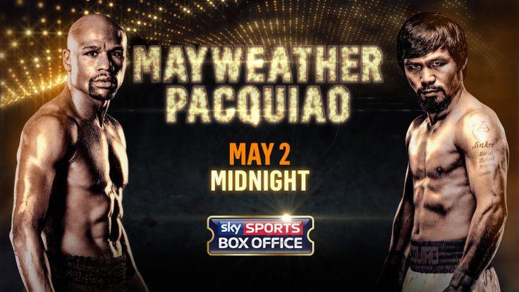 Mayweather v Pacquaio