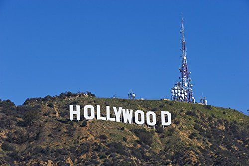 >> Click to Buy << Vinyl cloth Computer printed hollywood  backdrop hollywood mountain Photography Backgrounds #Affiliate