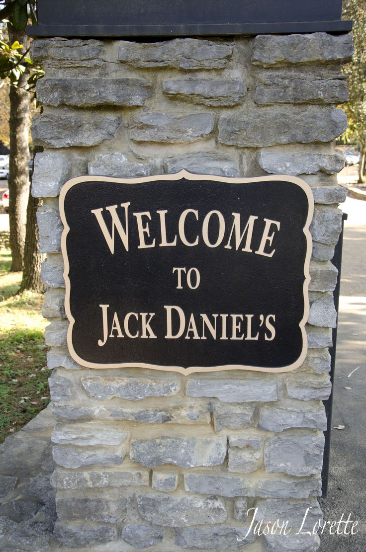 "Jack Daniel""s Distillery - Lynchburg, TN…On my bucket list to visit this place =D"