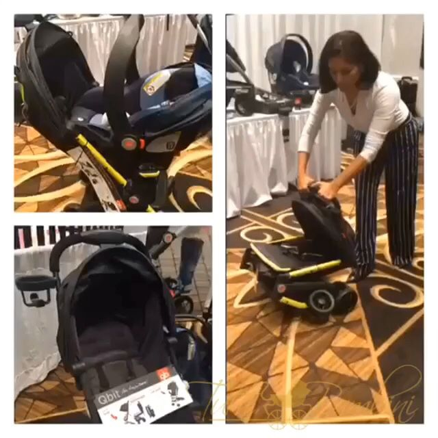 Weighs 14 Pounds Folds Down Small Enough To Fit In An Overhead Compartment And Comes With A Travel Bag Cup Holder Car Seat