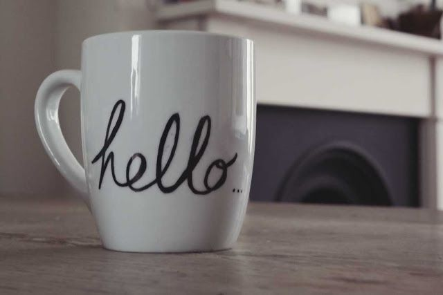 DIY Sharpie crockery tutorial | She's called Claire // UK Fashion, Food and Lifestyle blog