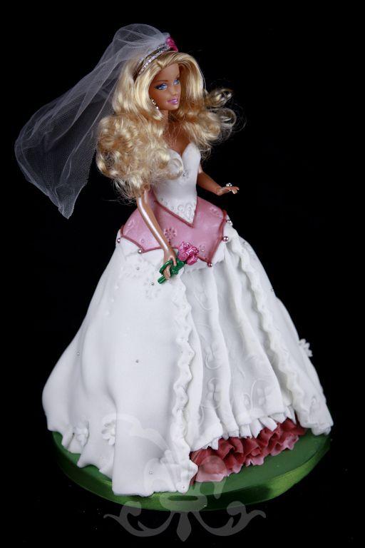 Bride Barbie Cake I ~ Austria