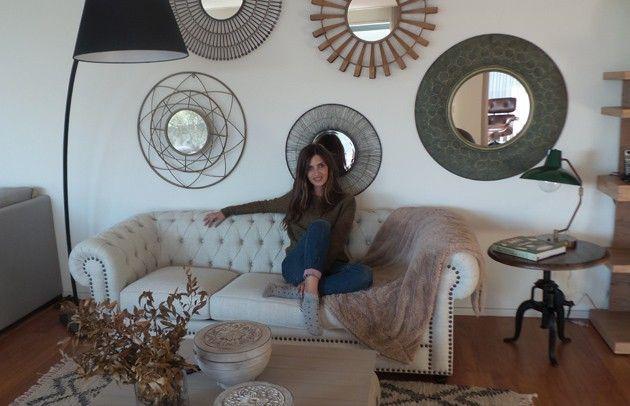 Sara Carbonero Mostra A Sua Casa E A De Iker Casillas No Porto Idealista News Ideias De Decoracao Decoracao Sala Decoracao Com Espelhos