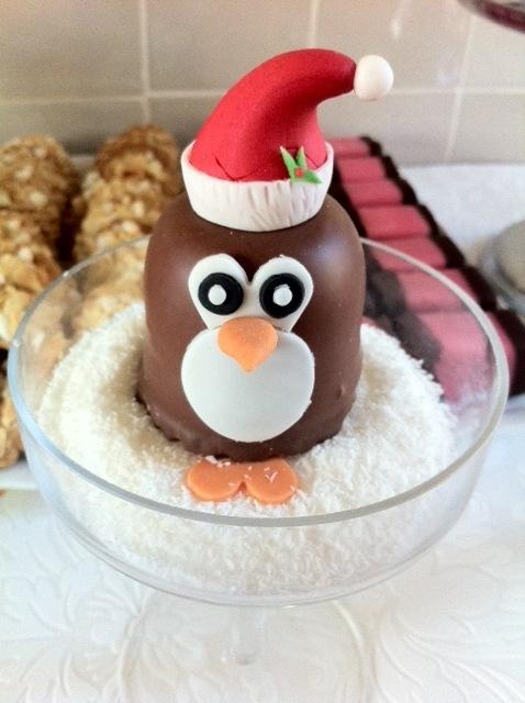 """kersttafel (Pagina 1) - Klein & fijn: Cupcakes, koekjes & los suikerwerk - Het """"DeLeuksteTaarten"""" - forum"""