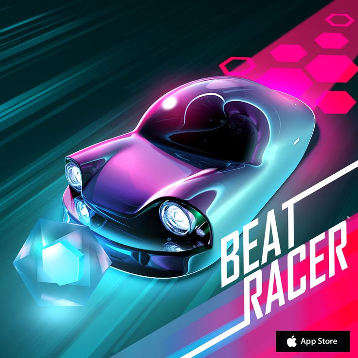 COMING SPRING 2016 for iOS & Android - FACEBOOK : www.facebook.com/... Beat racer is a rhythm action racing mobile game. Defeat enemies and complete the music. Enjoy driving the world of beats!