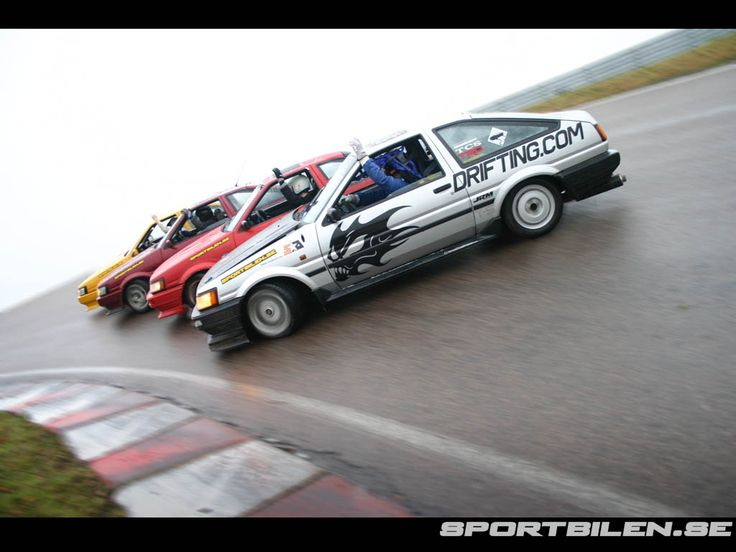 Top 10 Drift Cars : Panty Dropper Edition