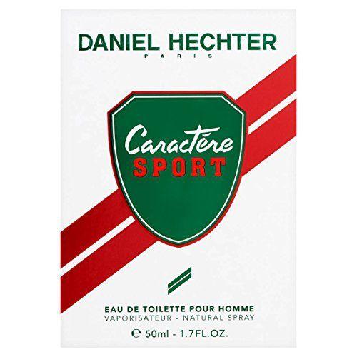 Daniel Hechter Eau de Toilette Homme Caractère Sport 50 ml: Tweet Synonyme d'élégance décontractée, Caractère Sport est l'incarnation de…
