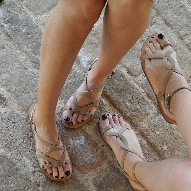 grecian style sandals ''magnolia'' & ''jasmin'' by Most chic ! www.most-chic.com