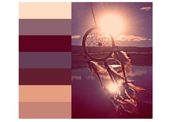 kleurpalet opdracht jaar 1