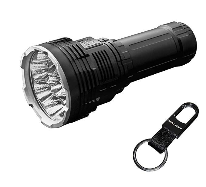 Imalent Dx80 Super Bright Flashlight 32000 Lumens Powerful Flood Led Torch 8pcs Cree Xhp70 2nd Generation Leds With Oled Display Rechargeable Battery Include Fo Super Bright Flashlight Bright Flashlight Flashlight