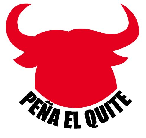 Logo peña El Quite.