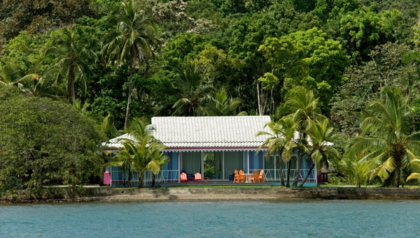 El Otro Lado Hotel (Panama) via designhotels
