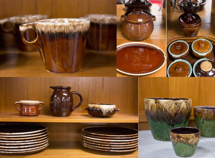 brown ware at its best!