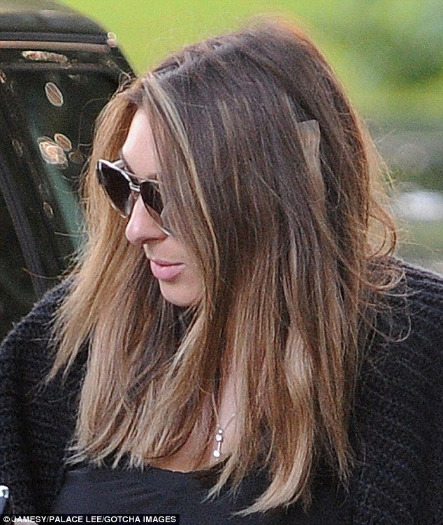7 best hair extensions gone wrong images on pinterest bad hair faux pas the apprentice star luisa zissmans hair extension bonds were visible for all pmusecretfo Images