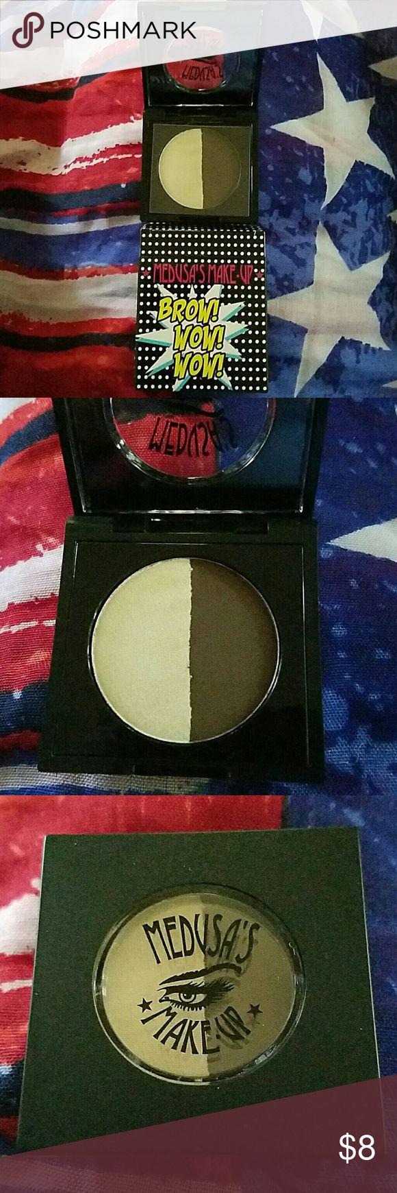 Medusa Make-up BRAND-NEW Brow Wow Wow brow definer & highlighter CRUELTY FREE & VEGAN Medusa Makeup Eyebrow Filler