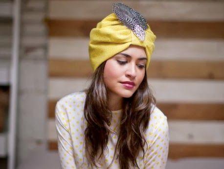 Confesiones de una boda: Invitadas con turbante