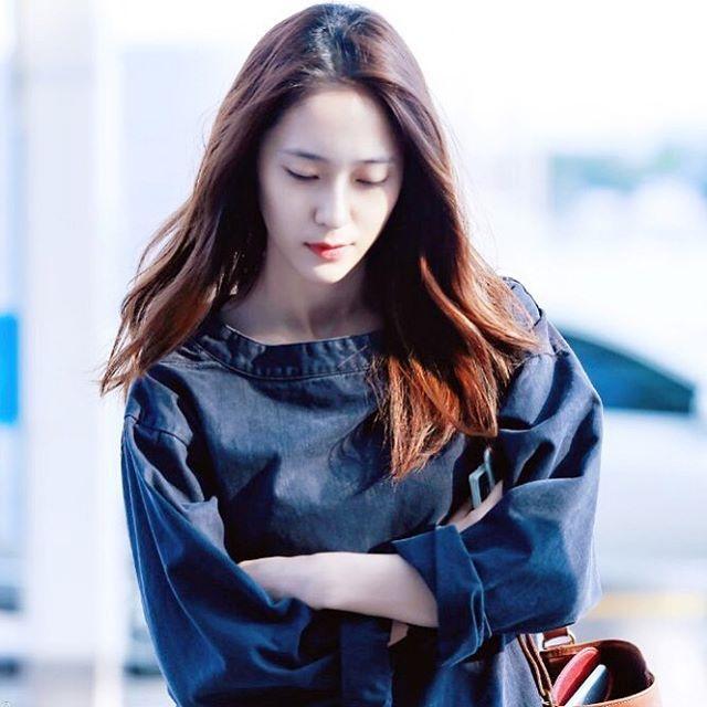 160703 Krystal - Incheon Airport