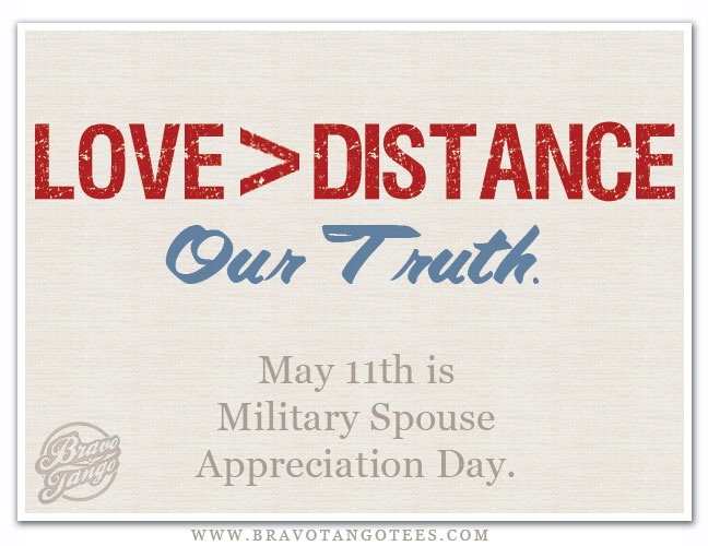 Military Spouse Appreciation Day Quotes