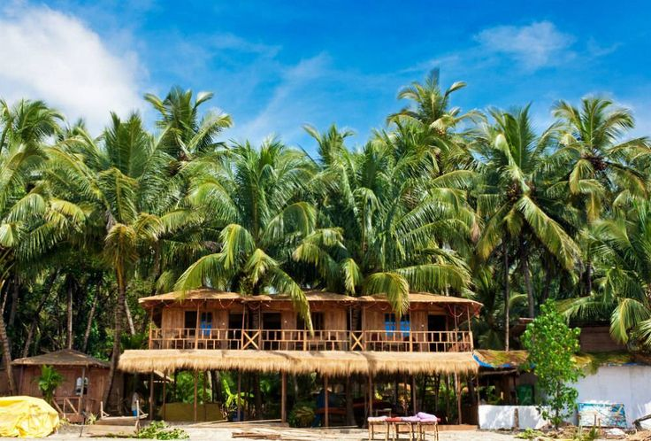Goa is home to miles and miles of scenic beaches, swaying coconut palms, old colonial heritage, Portuguese buildings, delicious cuisine and an easy-going, laid back atmosphere.