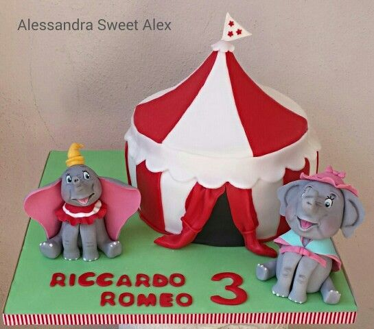 Happy 35th Birthday Highlands Ranch: 82 Best Cakes - Dumbo Images On Pinterest