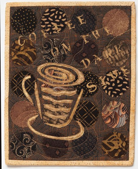 114 best Tea and coffee quilts images on Pinterest | Applique ... : quilting daily - Adamdwight.com