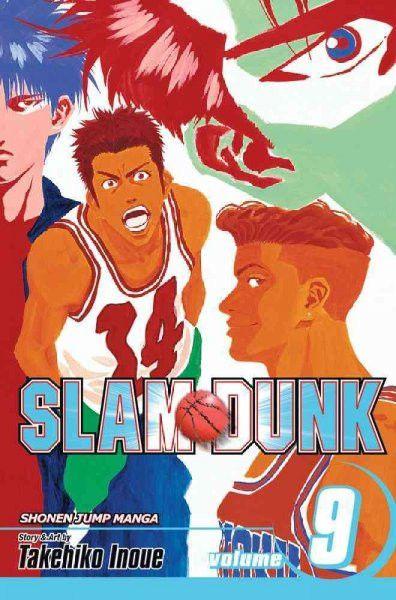 Slam Dunk 9 (Slam Dunk)
