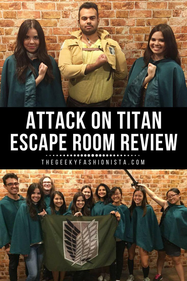 Castle Under Siege Escape Room