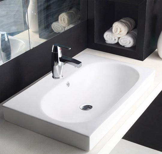 Buy Hindware Kylis Table Top Basin-91054 in Washbasins through online at NirmanKart.com