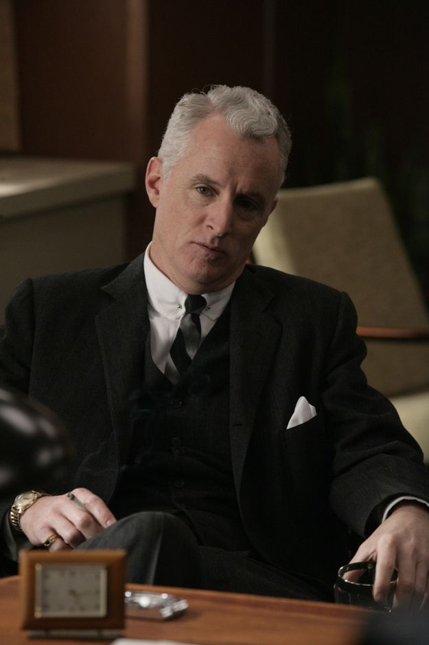 """John Slattery """"Mad Men"""" 