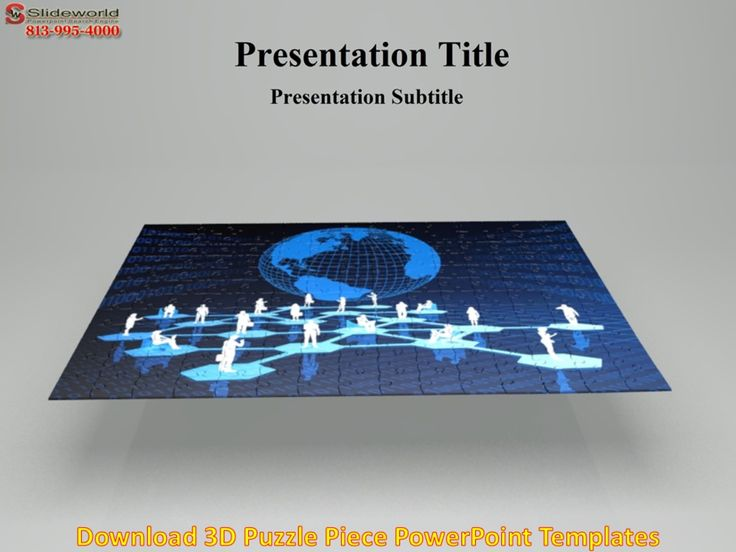 84 best 3d animated templates images on pinterest templates ppt download high quality 3d puzzle powerpoint slides having beautiful animation effects with included charts diagrams toneelgroepblik Image collections