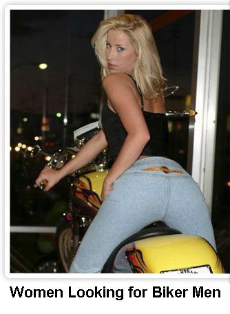 Online dating for motorcyclists