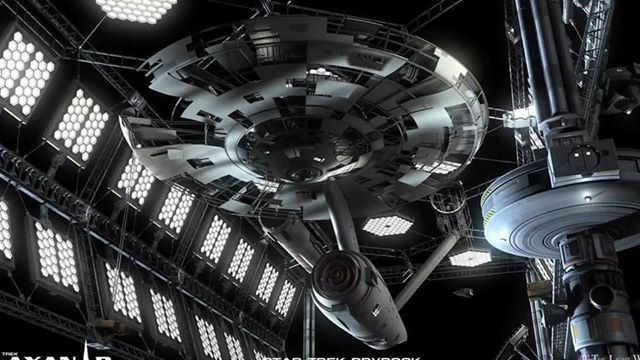STAR TREK:PRIMER CONTACTO [FIRST CONTACT] Blog: Crucero pesado de clase Constitucion : USS CONSTIT...