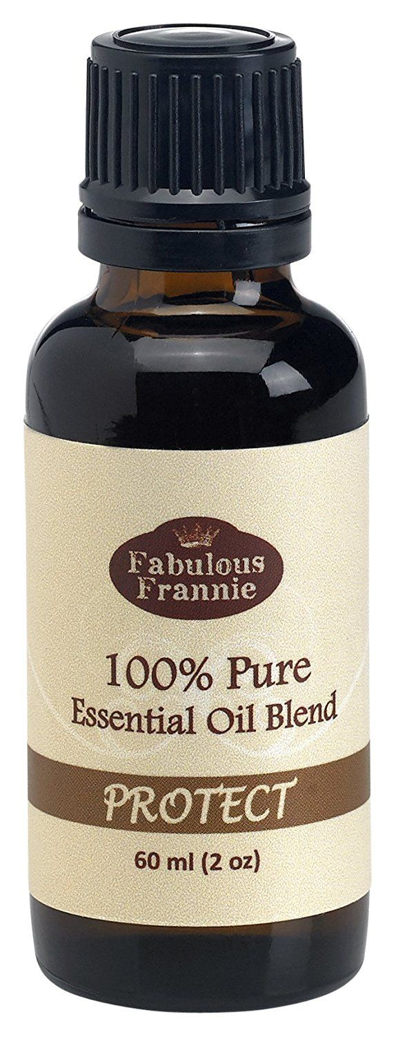 Protect 100% Pure, Undiluted Essential Oil Blend Therapeutic Grade - Great for Aromatherapy - 30 ml * Unbelievable  item right here! : thyme essential oil