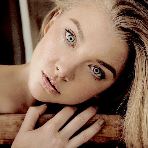 Natalie Dormer those eyes are amazing