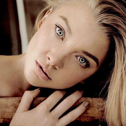 Natalie Dormer those eyes are amazing
