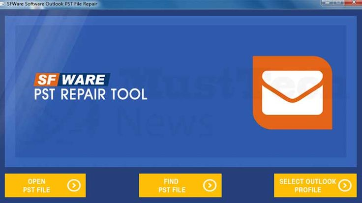 SFWare PST Repair Tool, Simplifies The Repair of Outlook PST  https://www.musttechnews.com/sfware-pst-repair-tool-outlook-pst/  #outlook #pst #repair #tool #apps #news #musttechnews