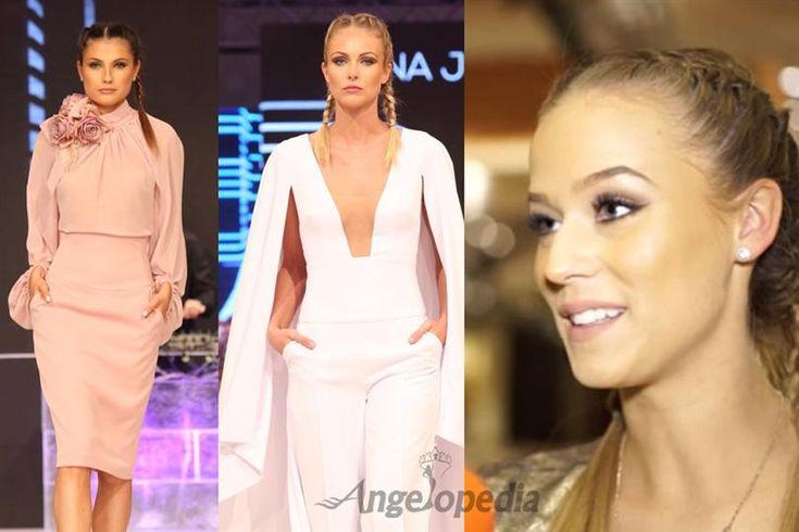 Bratislava Fashion Show 2016: Lujza Straková enjoys the last day of the show