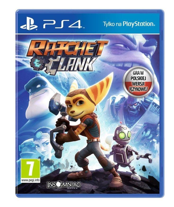 Ratchet & Clank (PlayStation 4) - Insomniac Games